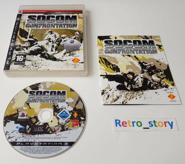 Sony Playstation PS3 - SOCOM Confrontation - PAL