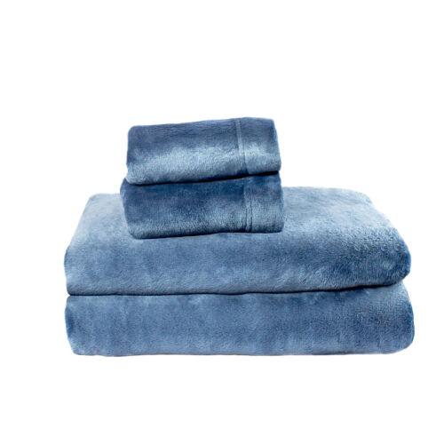 Supreme Comfort Plush Sheet Set