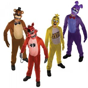 image is loading five nights at freddys costume kids scary halloween