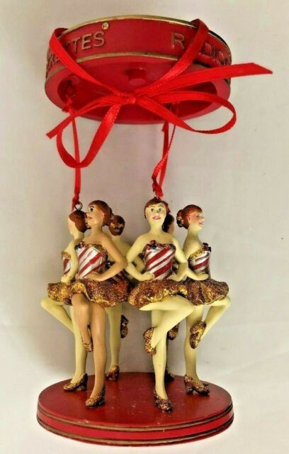 """Red 3X5.5"""" Radio City Rockette's Christmas Spectacular ..."""