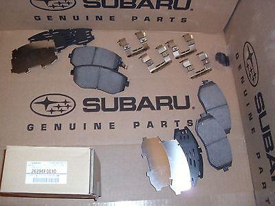 Genuine OEM Subaru Impreza and WRX Front Brake Pad Set 2000-2010 (26296FG010)