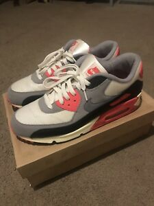 Nike Air Max 90 Infrared OG 2013 Size 11 | eBay