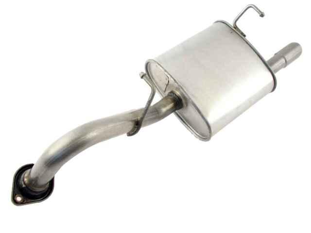 Exhaust Muffler Assembly-Quiet-Flow SS Muffler Assembly fits 06-10 Toyota Yaris