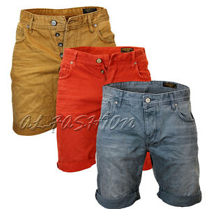 Jack-amp-Jones-rick-original-hommes-shorts-bermuda-taille-s-M-L-xl-xxl