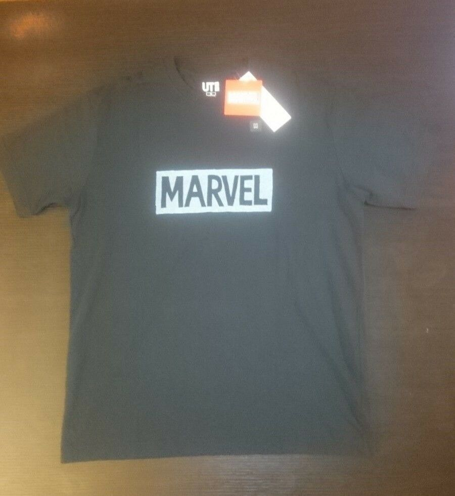 UT Uniqlo Brand New SPIDER-MAN Homecoming Marvel T-shirt Size M