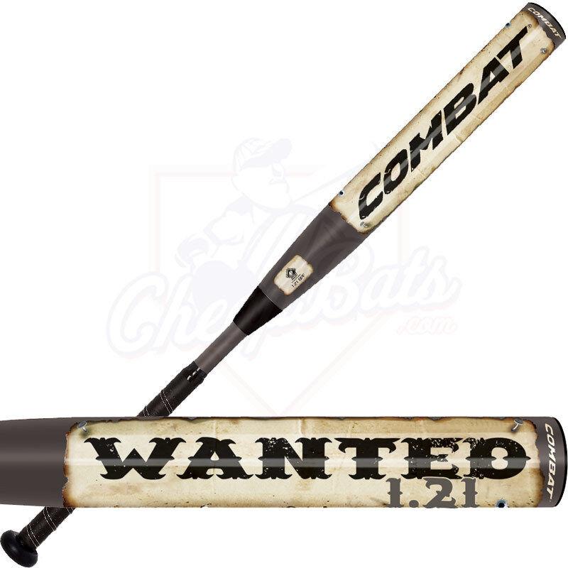 Combat  30oz Wanted  30oz  senior  Softball  bat 6f3d4b