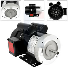 5hp Electric Motor Air Compressor Motor 3450rpm Single Phase 208 230v 58shaft