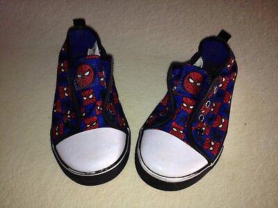 2 Paia Ragazzi Scarpe Taglia 12. Spiderman George. Grigio Lily E Dan. Ins.-mostra Il Titolo Originale Ultimi Design Diversificati