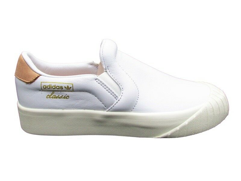 ADIDAS EVERYN SLIPON W SNEAKERS WHITE CQ2060