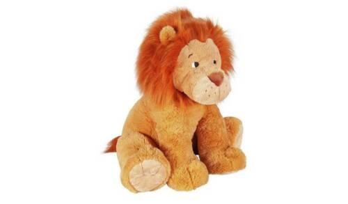 Aventure est dehors Lion Jouet Doux son facile-Going Expression assure New /_ UK