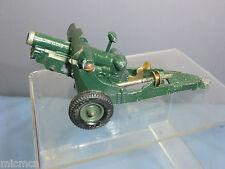 """VINTAGE BRITAINS  MODEL No.1725  4.5"""" """"HOWITZER"""" FIELD GUN"""