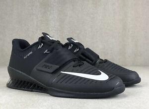 Nike Romaleos 3 Weightlifting Black