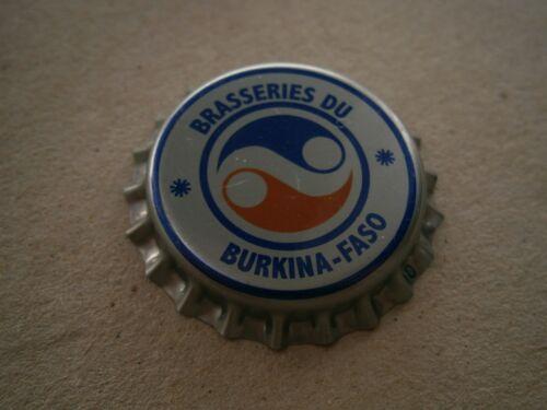 CHAPA BOTTLE CAP ビール BEER BIERE KRONKORKEN CAPSULE ПИВО 啤酒 CERVEZA BURKINA-FASO