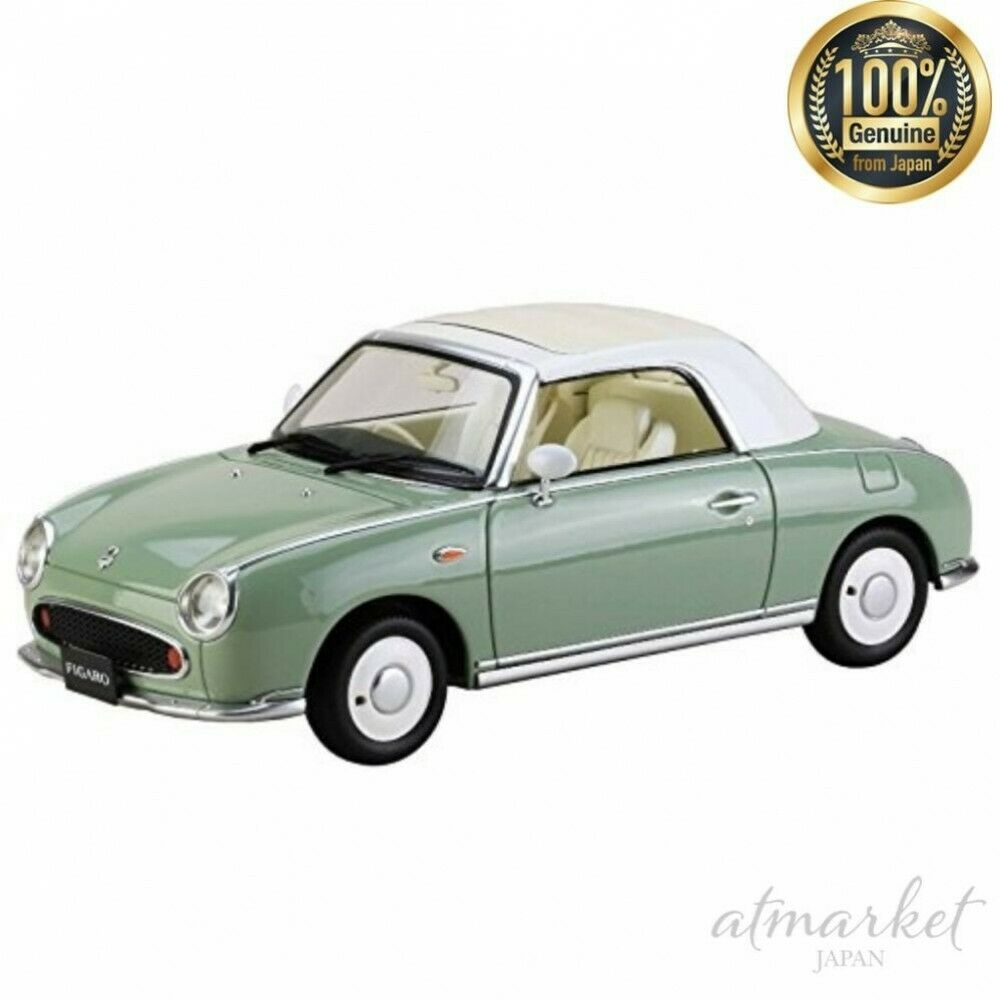 Hobby JAPAN Mini Car HJ1811GR 1 18 Nissan Figaro Emerald Finished product japan