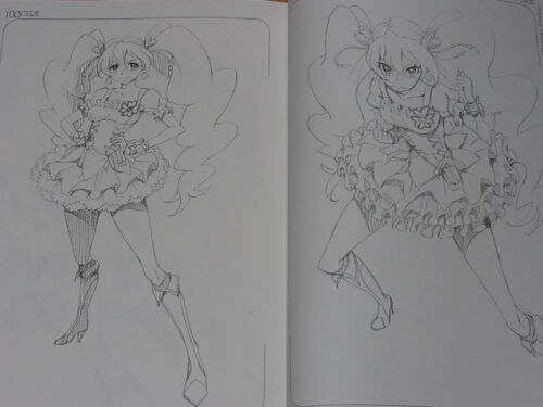 EUNOS Precure Fan Art Book 100 CURE vol.5 Cure Peach 106page Pre Cure