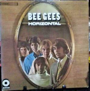 BEE GEES Horizontal Album Released 1968 Vinyl Collection USA