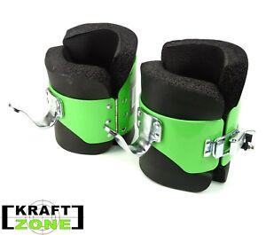 KRAFTZONE-Gravity-Boots-Haengeschuhe-fuer-Klimmzugstange-Hanging-Shoes