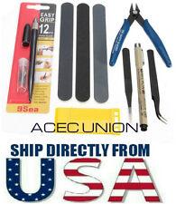 Gundam Modeler Basic Tools Craft Set Model Building Kit NEW - U.S.A. SELLER