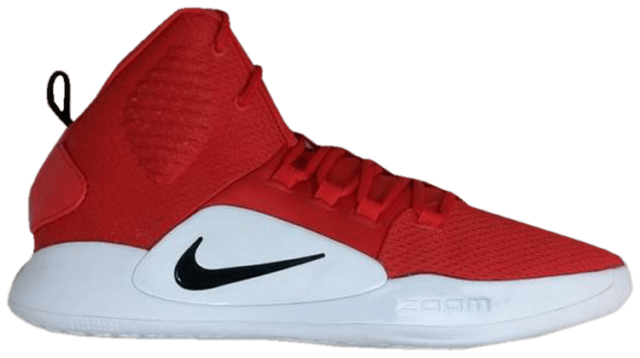 Comercial ganar espada  Size 14.5 - Nike Hyperdunk X TB Promo University Red - AT3866-603 for sale  online   eBay