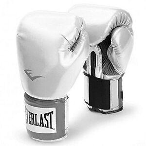 Everlast Pro Style PU Pro Bag Boxing Gloves