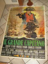 manifesto,1959,Il grande capitano,John Paul Jones,John Farrow,Robert Stack,Davis