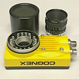 Details about Cognex In-Sight 5403-01 Machine Vision System + Lens + LED  Ring IS5403-01