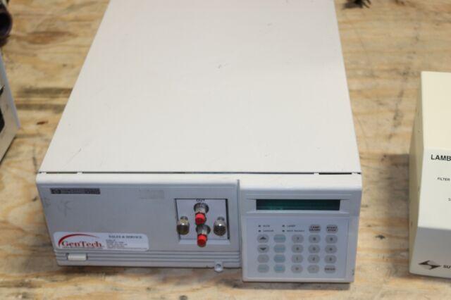 Multiple Wavelength UV Detector HPLC 79853c Series 1050 HP Agilent