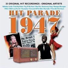 CD * Parade 1947 ** 25 grande Hits *** nuovo di zecca & OVP!