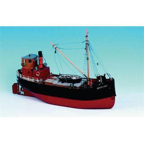 Calder Craft Northlight Clyde Puffer Boat Kit 7001