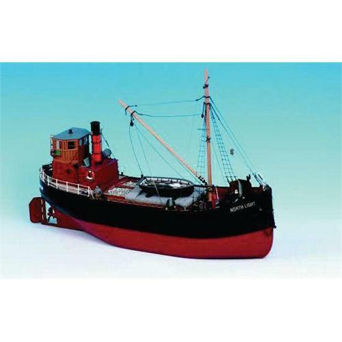 Calder Calder Calder Craft Northlight Clyde Puffer Boat Kit 7001 16393e