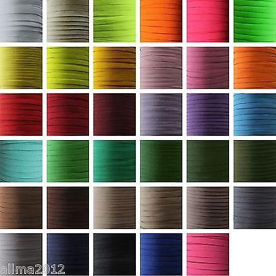50m (0,35€/m) Farbiges Gummiband 0,7cm 7mm, viele Farben