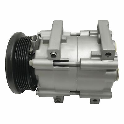 RYC New AC Compressor and A//C Clutch EH148