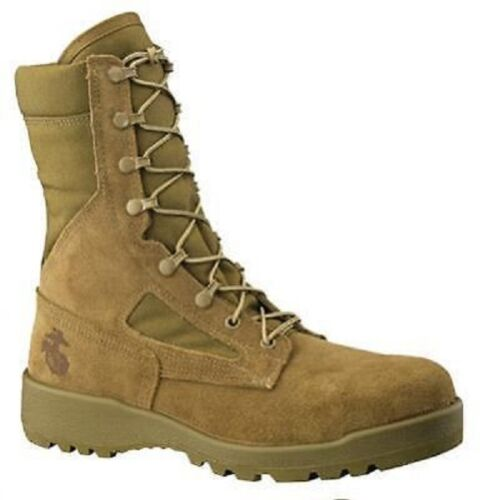 US Marine Corps Belleville JDB EAG Hot Weather Boots Army Boots