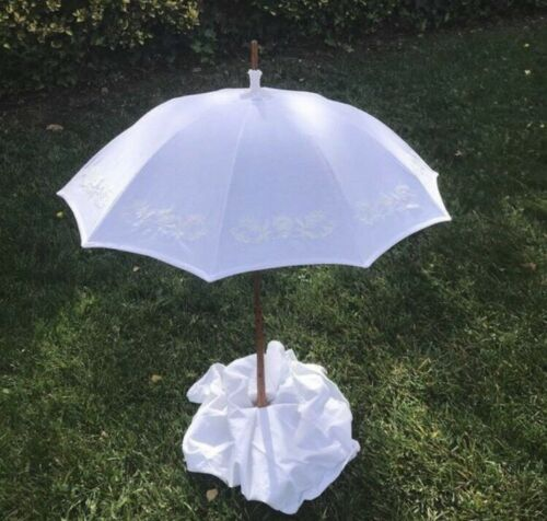 Antique Parasol Recovered