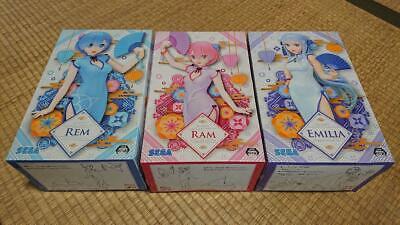 Re Zero Rem Premium Figure Dragon Dress Ver SEGA Anime Prize Dragon-Dress Japan