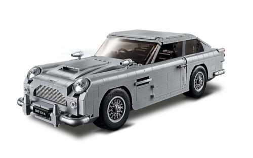 Acrylglas Vitrine Haube für LEGO Modell James Bond Aston Martin