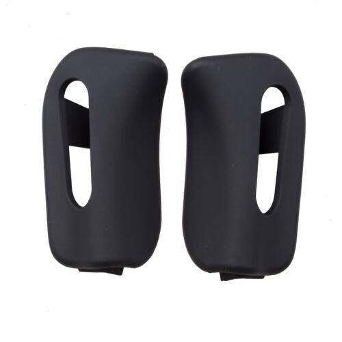 Right Passenger Side Black Sun Visor Trim Cap For Benz R129 SL320 SL600 SL500