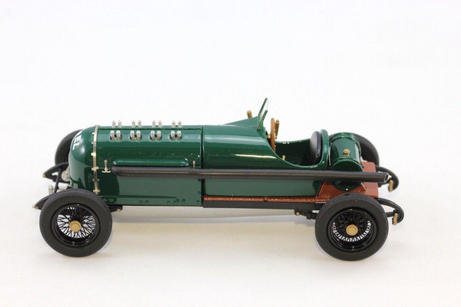 Opel voiture de course 12,3 L 260 ch CARL JÖRNS 1914 le monstre vert TIN WIZARD tw315-1