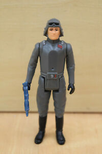 Star Wars AT-AT Commander Empire Strikes Back ESB Hong Kong 1980 Kenner COMPLETE