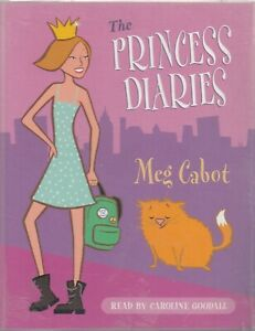 Meg-Cabot-The-Princess-Diaries-2-Cassette-Audio-Book-Abridged-FASTPOST