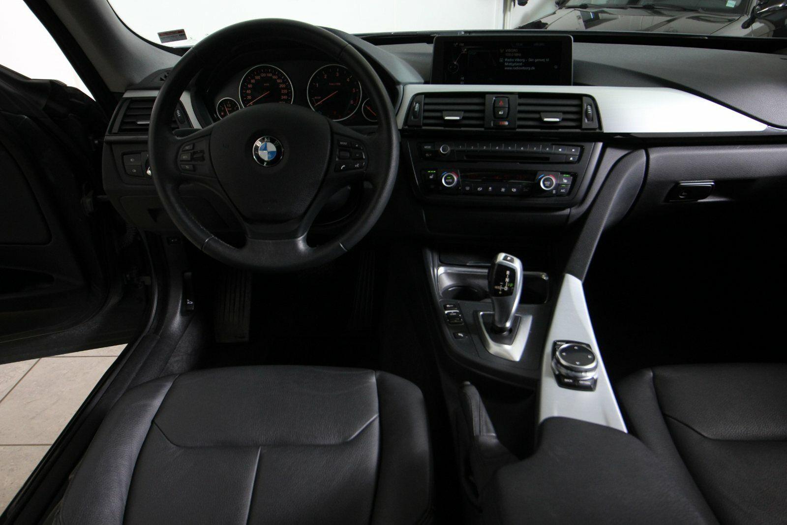 BMW 318d Gran Turismo aut.