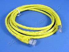 CAT 6 7-Foot Length Yellow Leviton 62460-7Y eXtreme 6+ Standard Patch Cord