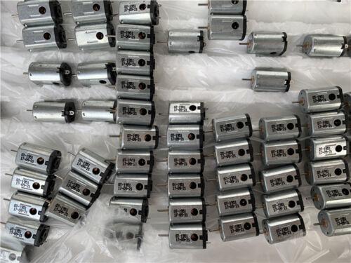 DC 3V~6V 51000RPM High Speed Strong Magnetic Mini FK-N21 Motor DIY RC Slot Car