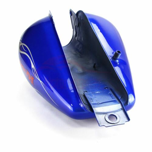 Motorcycle Flame 3.4 Gallons Fuel Gas Tank For Honda CMX 250 CMX250C Rebel 85-16