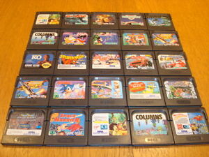 Details about Sega Game Gear Games - OVER 60 TITLES - Select From List