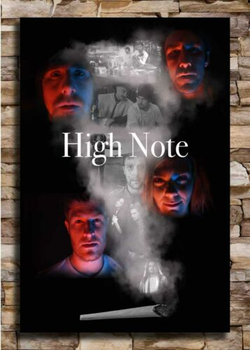 Details about  /New The High Note Movie Musical 14x21 32x48 Fabric Poster Art K-234