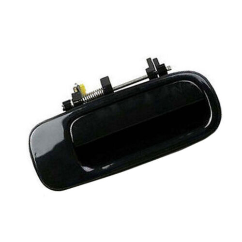 Front /& Rear Outside Outer Door Handle 4PCS For 1992-1996 Toyota Camry Black 202
