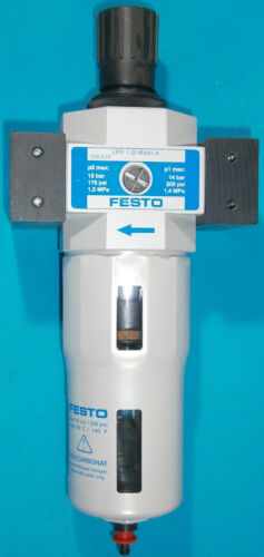 Festo Filter//Regulator Unit LFR-1-D-MAXI-A