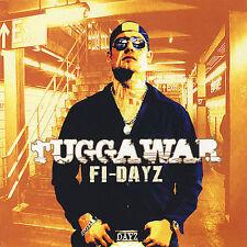 FREE US SHIP. on ANY 2 CDs! NEW CD Tuggawar: Fi-Dayz