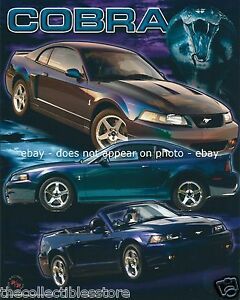 Ford motor company mustang cobra pony sports car coupe for Ford motor company 10k report